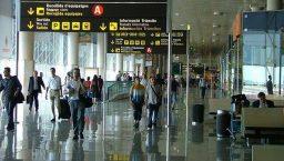 vol Barcelone aéroport