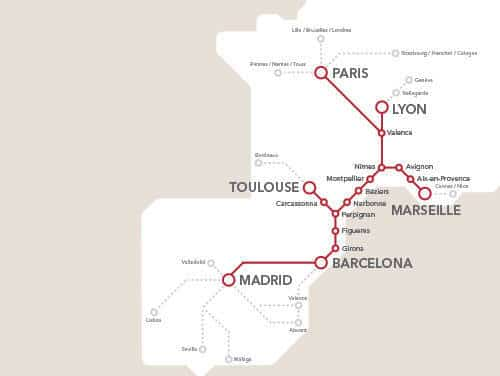 carte TGV