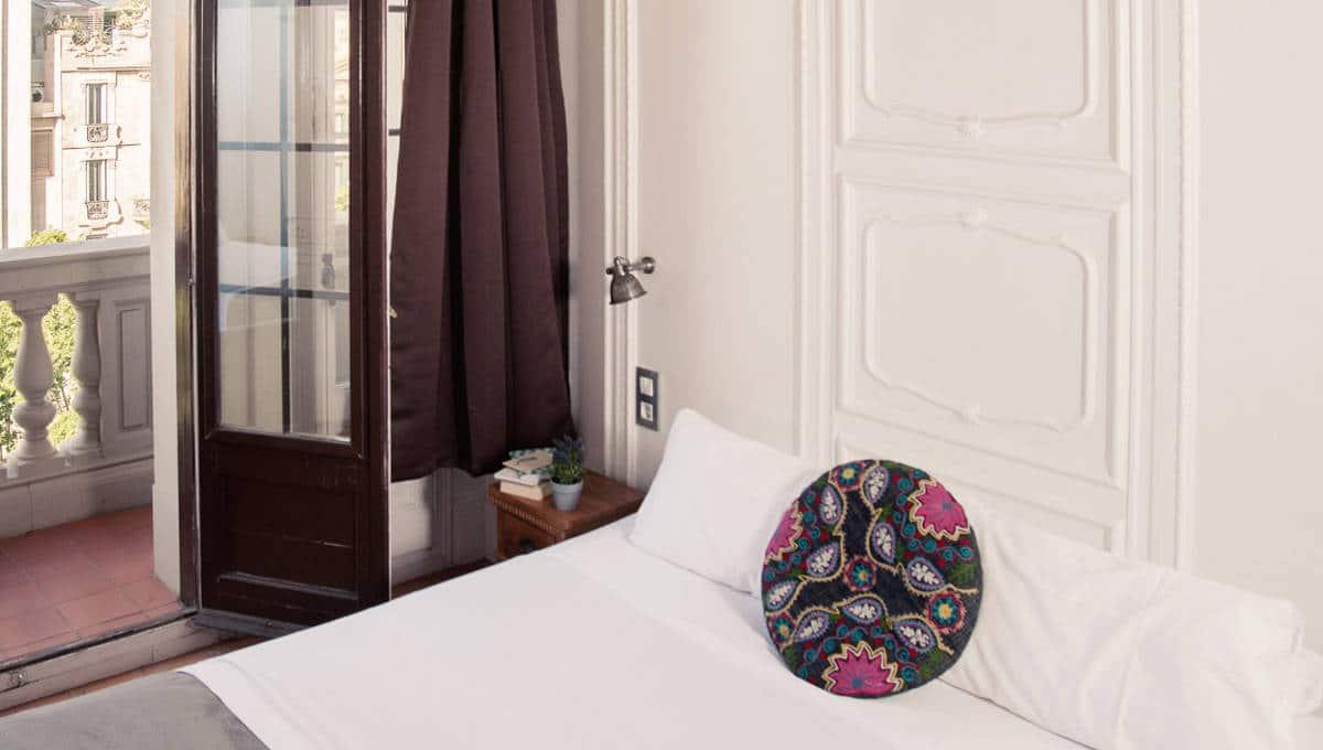 Casa Gràcia chambre privée