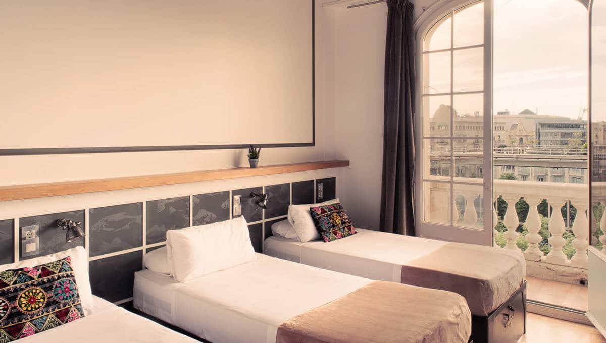 Casa Gracia dortoir