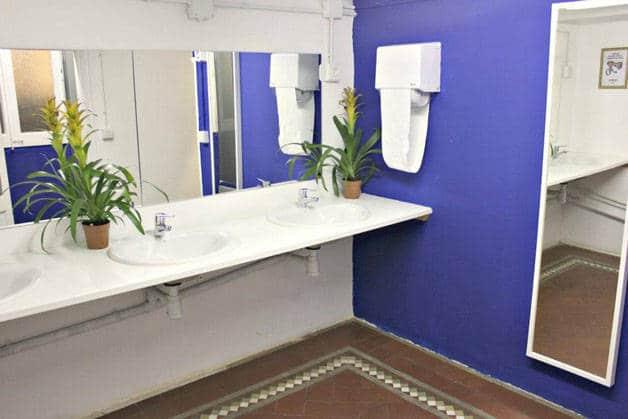 the Hipstel salle de bain