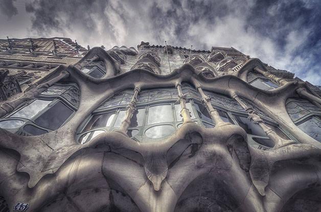 Gaudí casa Batlló