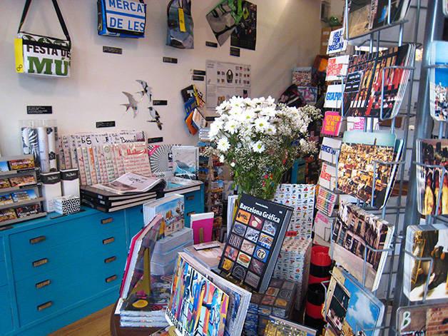 wawas barcelona intérieur de la boutique
