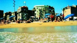 carte postale barceloneta wawas Barcelona