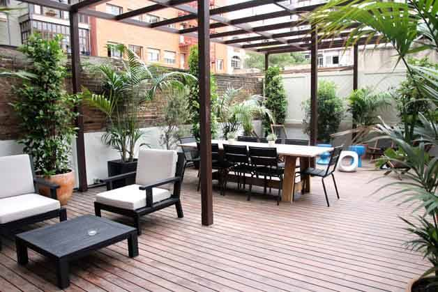 Praktik terrasse