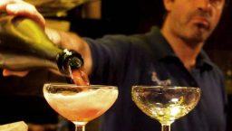 xampanyeria coupes bar