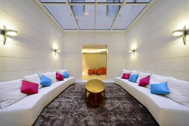 Hôtel Indigo salon