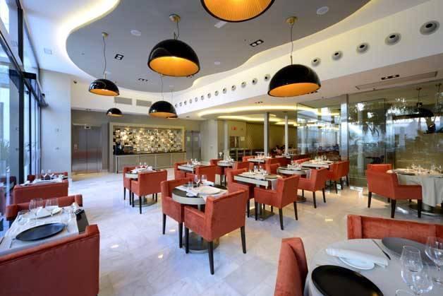 Hôtel Indigo salle à manger