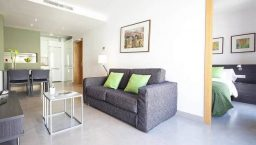 appartements Bonavista salle de séjour