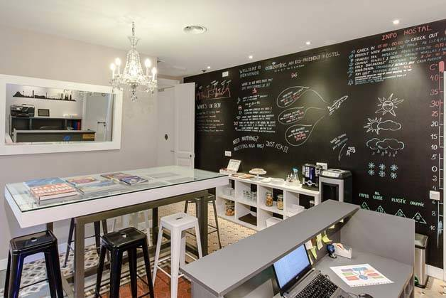 EcoZentric salle à manger