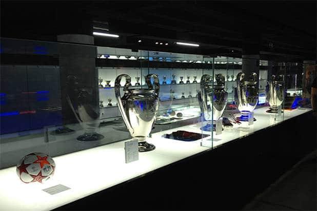 musée FC Barcelone Camp Nou