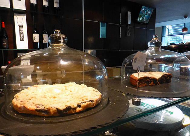 desserts Villa Emilia