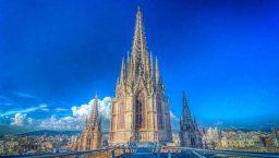 visiter Barcelone en 2 jours ou 2 semaines: photo cathédrale