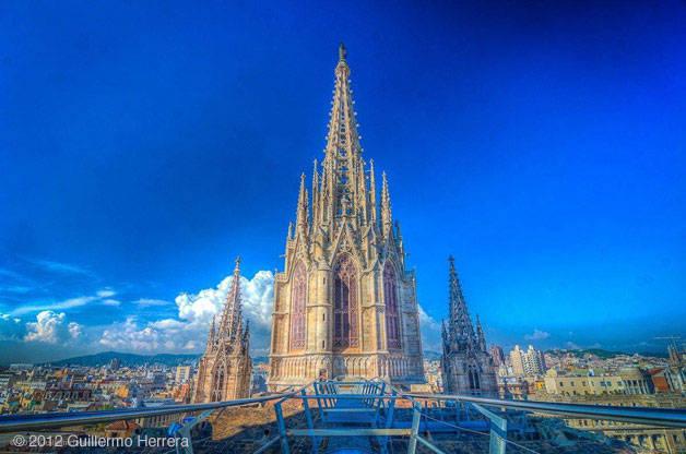 séjour programme photo cathédrale