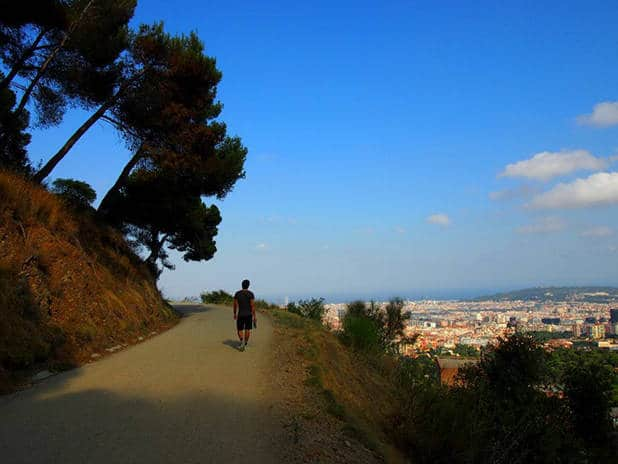 carretera de les aigües: sport et nature
