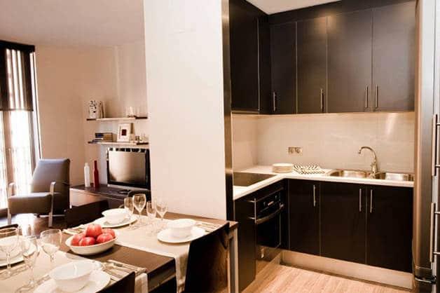 casp 74 salle à manger et cuisine