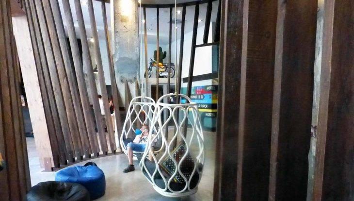 generator rocking chair