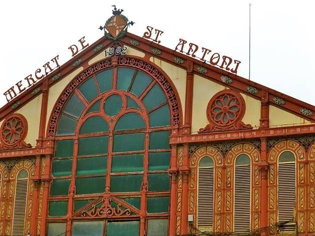 marché Barcelone Sant Antoni