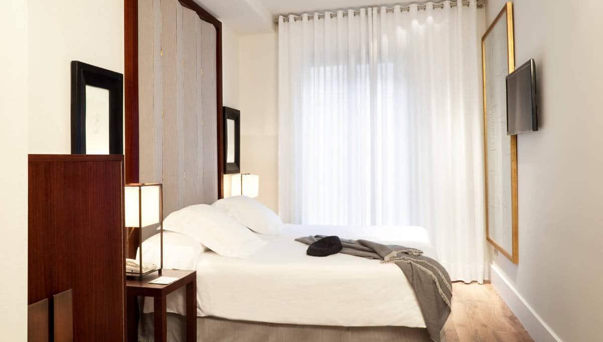 hôtel pulitzer chambre