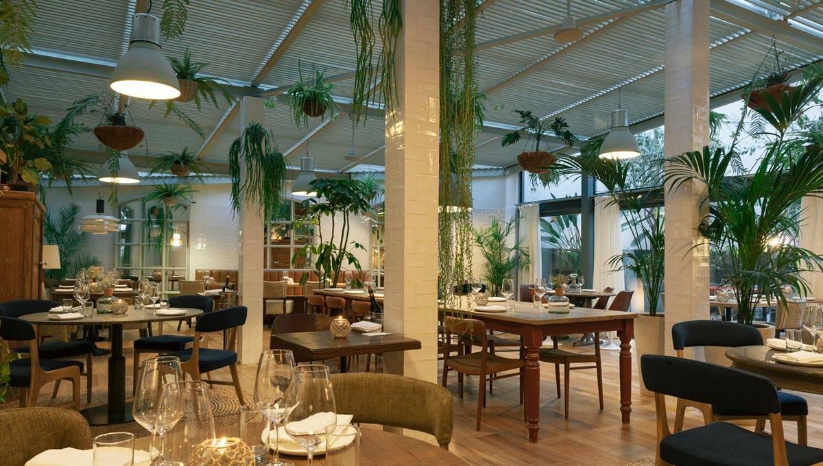 hôtel pulitzer restaurant