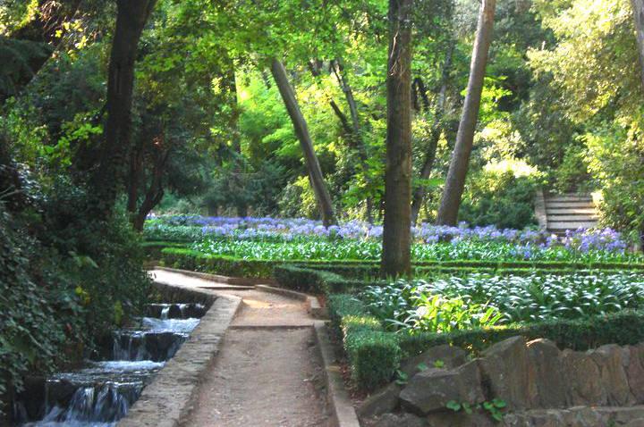 parc du labyrinthe d'horta jardin