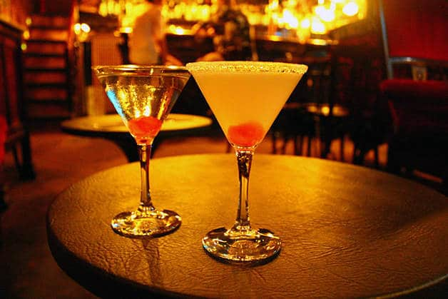 les gens que j'aime cocktail