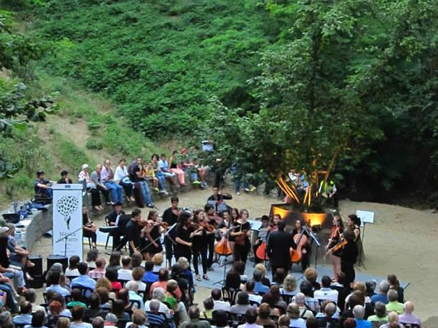 musica als parcs concert