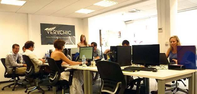 verychic bureaux