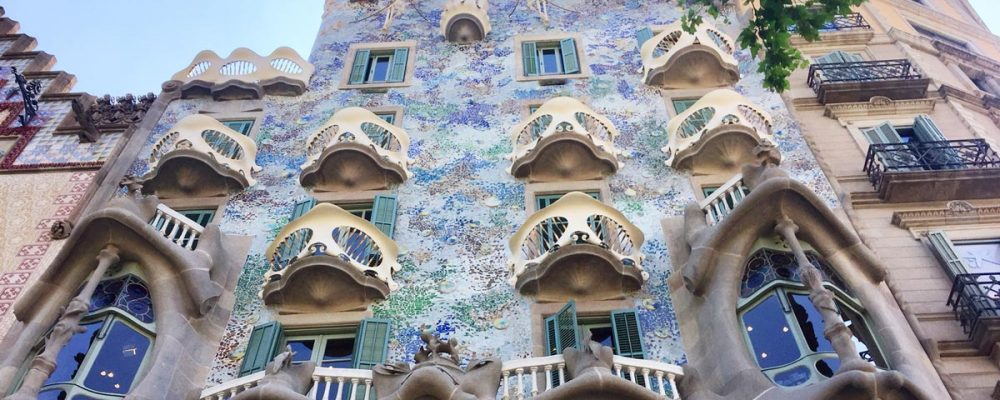 Casa Batlló: la fantastique et énigmatique maison d'Antoni Gaudí