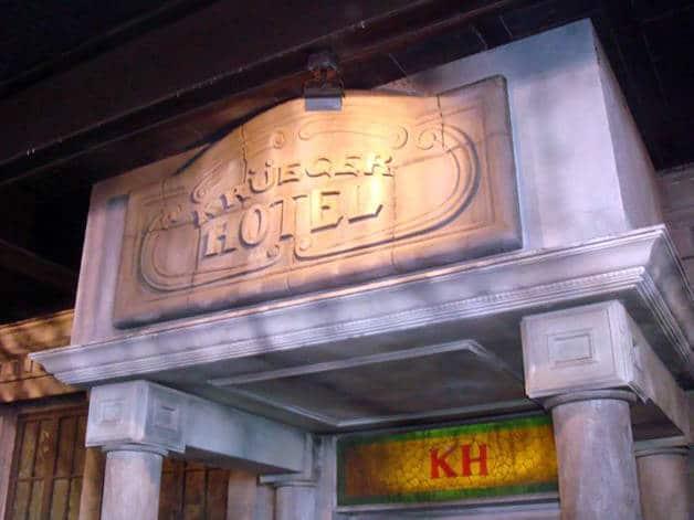 tibidabo hotel krueger