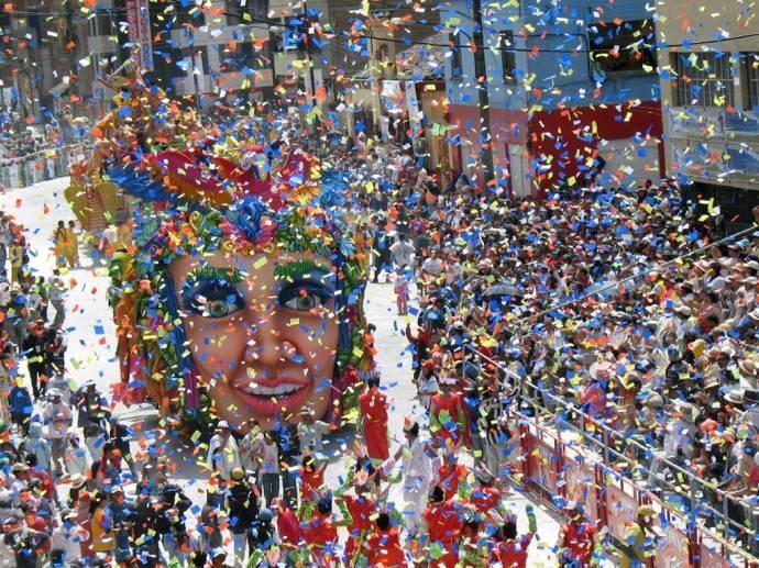 carnaval sitges jours fériés
