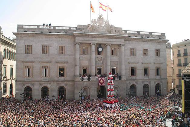 festes majors Barcelone