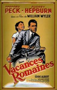 vesping vacances romaines affiche