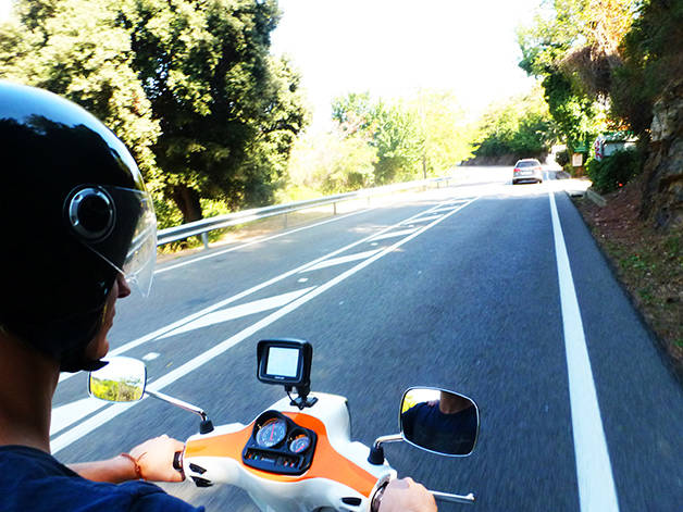 vesping GPS Barcelone