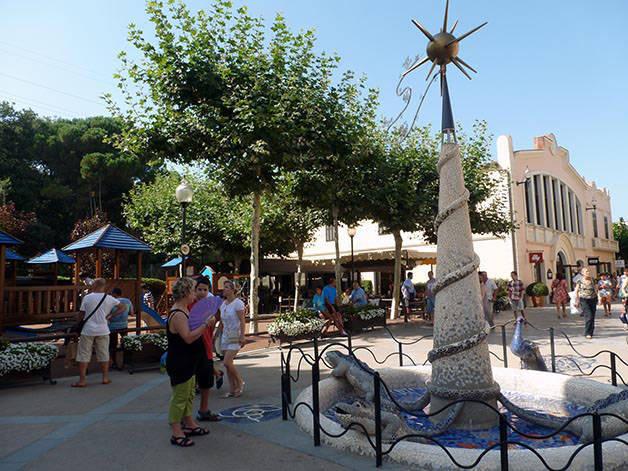 Roca Village fontaine