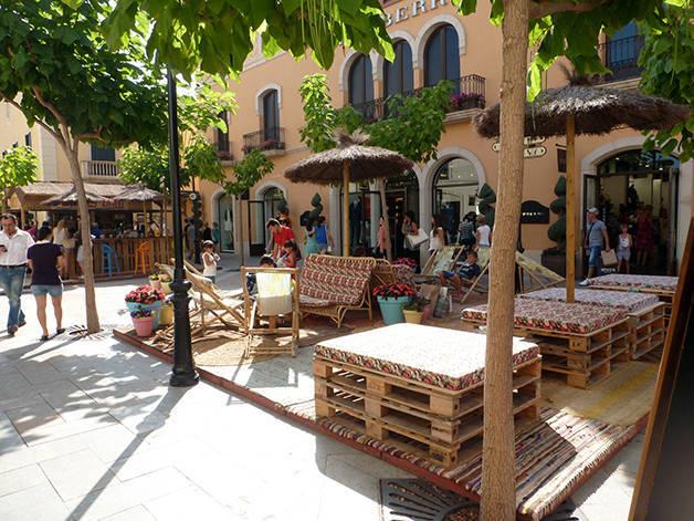 Roca Village espace détente
