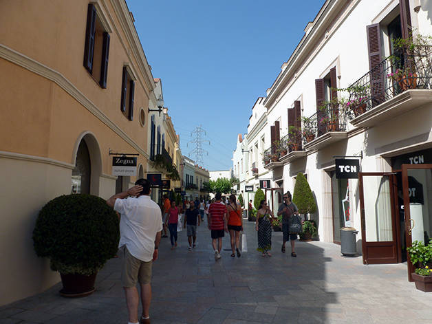 Roca Village ruelle