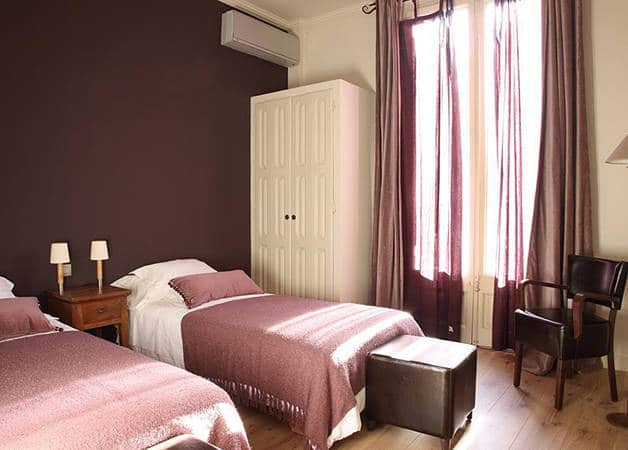 Barna House B&B bed & breakfast chambre