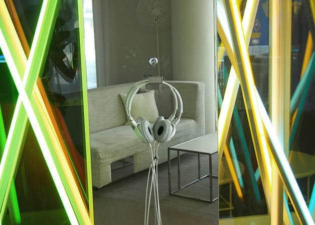 Hôtel Cram design