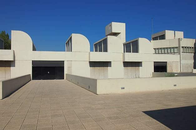 fondation miro terrasse