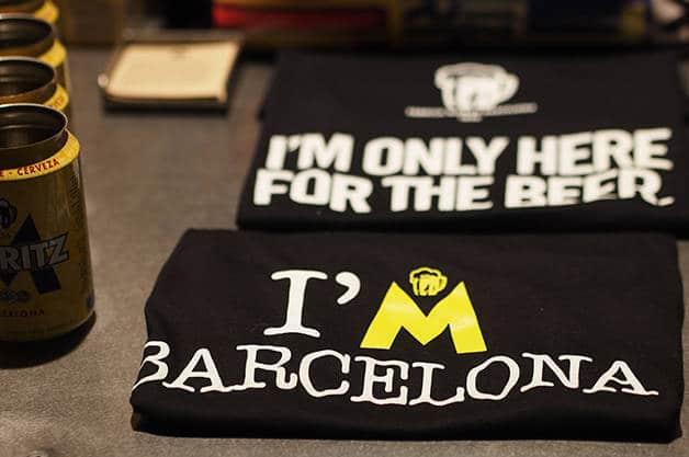 boutique moritz t-shirt Barcelona
