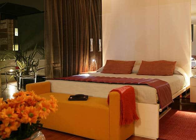 Hôtel Cram chambre