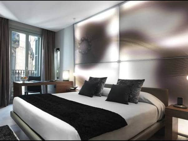 hôtel españa chambre double