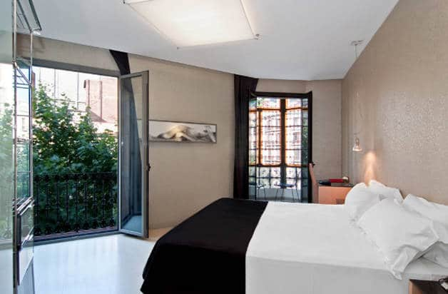hotel axel chambre
