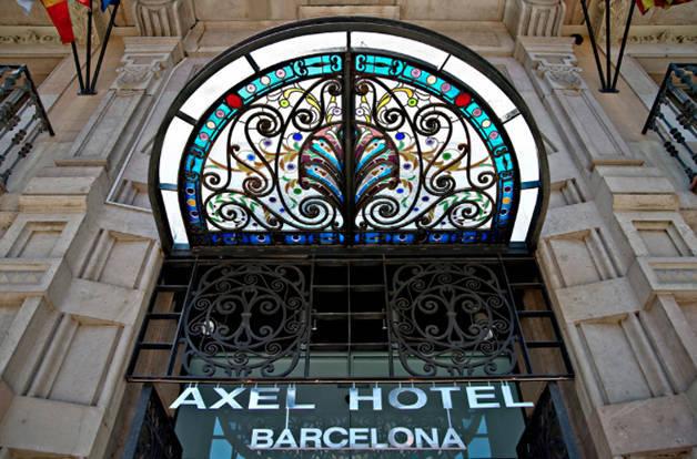 hôtel Axel Barcelone extérieur
