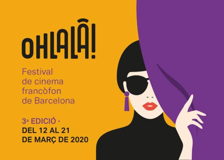 affiche festival ohlala