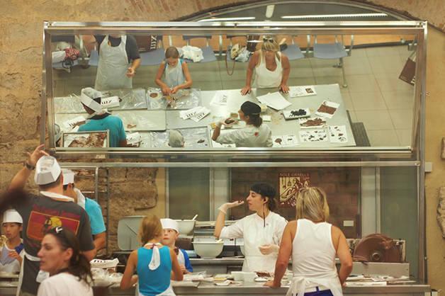 atelier musée du chocolat