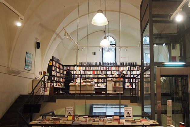 central librairie
