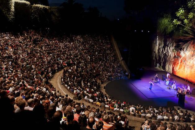 festival grec théâtre grec