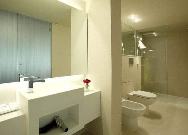 park hotel salle de bain